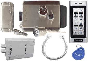 Комплект контроля доступа Tantos TS-KBD-EM-IP66