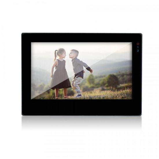 Монитор видеодомофона J2000-DF-ВИОЛЕТТА AHD/PAL SD Touch