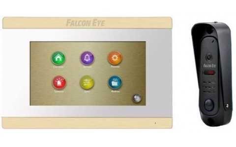 Комплект видеодомофона Falcon Eye FE-Aries